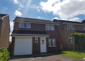 Thumbnail 4 bed detached house to rent in The Ridings, Tonteg, Pontypridd