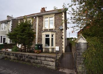 Thumbnail 2 bed semi-detached house for sale in North Street, Downend, Bristol