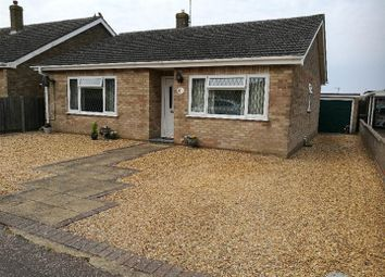 Thumbnail 2 bed detached bungalow for sale in Nelson Drive, Hunstanton