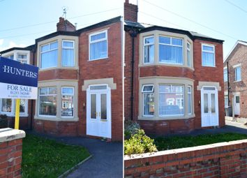 Thumbnail 3 bed semi-detached house for sale in Tewkesbury Avenue, Blackpool