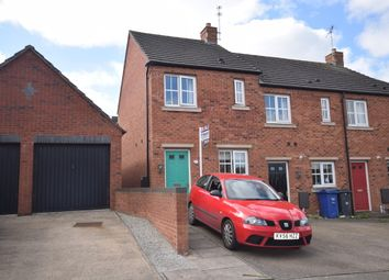 Thumbnail 2 bed semi-detached house for sale in Forest School Street, Rolleston-On-Dove, Burton