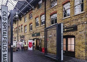 Thumbnail 2 bed flat for sale in Brushfield Street, Spitalfields, London