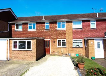 Thumbnail 3 bed terraced house for sale in Christchurch Drive, Blackwater, Camberley