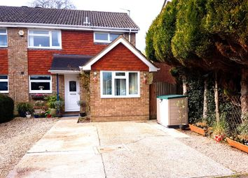 Thumbnail 4 bed semi-detached house for sale in Mersey Way, Thatcham