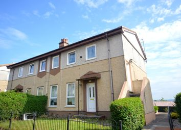 Thumbnail 2 bed flat for sale in Hood Street, Clydebank