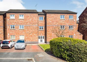 Thumbnail 2 bed flat for sale in Thomas Brassey Close, Hoole, Chester