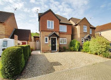 Thumbnail 3 bed detached house for sale in Marshall Road, Maidenbower, Crawley