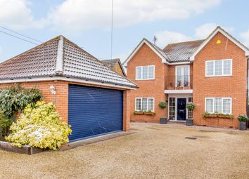Thumbnail 6 bed detached house for sale in Hullbridge Road, South Woodham Ferrers, Essex