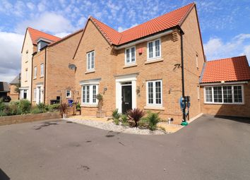 Thumbnail 4 bed detached house for sale in Buttermere Crescent, Doncaster
