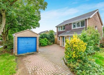 Thumbnail 4 bedroom detached house for sale in Middle Mead Court, Northampton, Northamptonshire