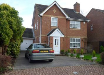 Thumbnail 4 bed detached house for sale in Somerset Close, Sittingbourne, Kent