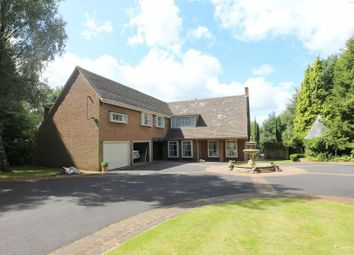Thumbnail 4 bed detached house for sale in Ravenswood, Snape Hall Road, Whitmore Heath