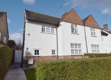 Thumbnail 3 bed semi-detached house for sale in Brookland Hill, Hampstead Garden Suburb