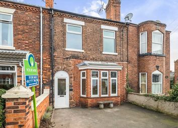 Thumbnail 3 bed terraced house for sale in Queen Street, Retford