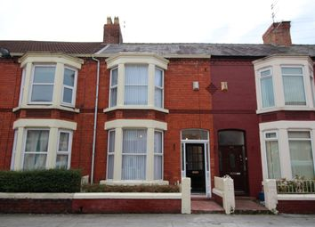Thumbnail 3 bedroom terraced house to rent in Ramilies Road, Mossley Hill