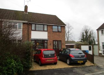Thumbnail 3 bed semi-detached house for sale in Mayfield Avenue, Penkridge, Stafford