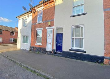 Thumbnail 2 bed terraced house for sale in Delta Street, New Basford, Nottingham