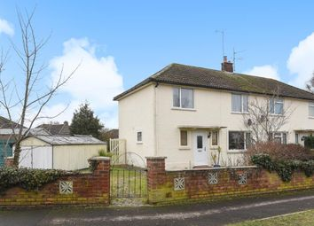 Thumbnail 3 bed semi-detached house for sale in Newbury, Berkshire