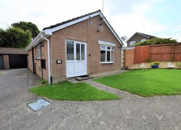 Thumbnail 2 bed detached bungalow for sale in Hollyrood Close, Barry