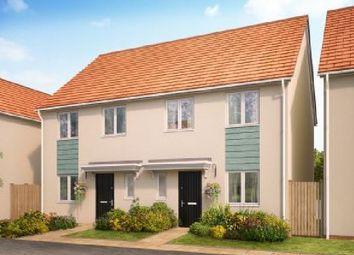 Thumbnail 3 bed semi-detached house for sale in Landsdowne Park, Totnes, Devon