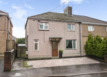 Thumbnail 3 bed semi-detached house for sale in Morfa Avenue, Port Talbot, West Glamorgan