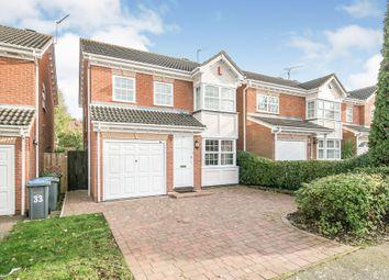 Thumbnail 3 bed detached house for sale in Hazel Drive, Purdis Farm, Ipswich