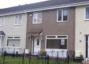 Thumbnail 3 bedroom terraced house for sale in York Way, Renfrew