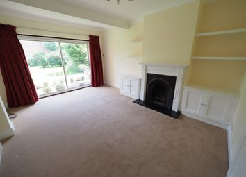 Thumbnail 4 bed detached house to rent in Rusham Park Avenue, Egham
