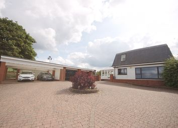 Thumbnail 5 bed detached house for sale in High Flat Farm Road, Carmunnock