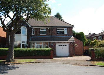 4 bed detached house for sale in Woodlands Road, Ashton-Under-Lyne OL6
