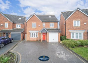 Thumbnail 5 bed detached house for sale in Woods Piece, Keresley, Coventry
