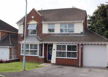 4 bed detached house for sale in Maes-Y-Celyn, Three Crosses, Swansea SA4