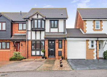 Thumbnail 3 bed semi-detached house for sale in Jarvis Way, Harold Wood, Romford