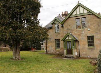 Thumbnail 2 bed semi-detached house to rent in Peace Avenue, Quarrier's Village, Bridge Of Weir