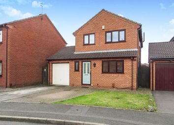 Thumbnail 4 bed detached house for sale in Merrybower Close, Stenson Fields, Derby