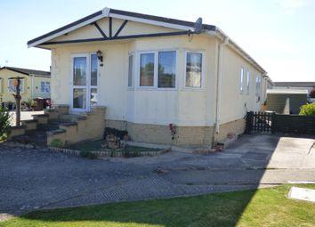 2 bed mobile/park home for sale in The Marigolds, Shripney Road, Bognor Regis PO22