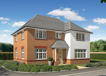 "Thumbnail 4 bedroom detached house for sale in ""Shaftesbury"" at Estcourt Road, Gloucester"