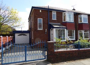 Thumbnail 3 bedroom semi-detached house to rent in Redcar Road, Swinton