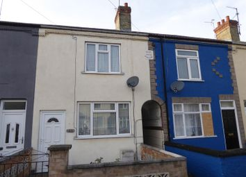 Thumbnail 3 bedroom terraced house for sale in Princes Road, Peterborough