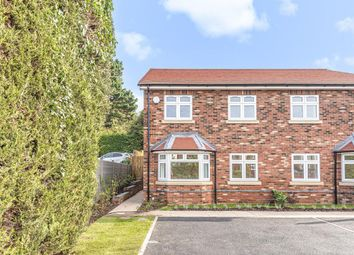 Sladeswood, Peppard Road, Sonning Common RG4. 4 bed semi-detached house