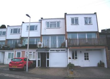 Thumbnail 2 bedroom terraced house for sale in Exmouth, Devon