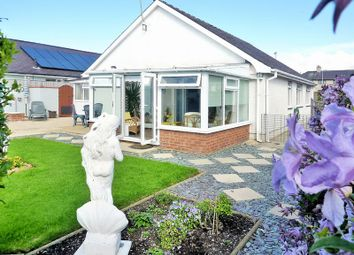 Thumbnail 3 bed detached bungalow for sale in Pontllyfni, Caernarfon, Gwynedd