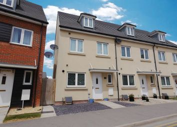 Thumbnail 3 bed town house for sale in Sir Frank Williams Avenue, Didcot