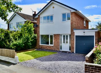 Thumbnail 3 bed detached house to rent in Springfield Drive, Buckley, Flintshire