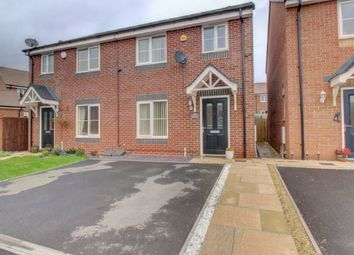 Thumbnail 3 bed semi-detached house for sale in Queslett Way, Birmingham