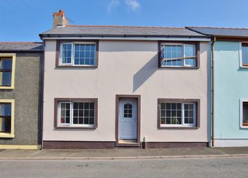 Thumbnail 4 bed terraced house for sale in Belle Vue, Neyland, Milford Haven