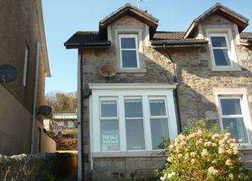 Thumbnail 2 bedroom semi-detached house for sale in Roselea Shore Road, Tighnabruaich