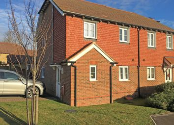 Thumbnail 3 bed semi-detached house for sale in Station Road, Betsham, Southfleet