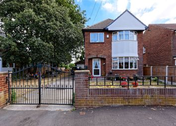 Thumbnail 3 bed detached house for sale in Vickers Avenue, Leeds, West Yorkshire
