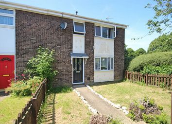 Thumbnail 3 bed end terrace house for sale in Walnut Drive, Witham, Essex